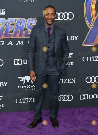"Anthony Mackey Photo - 22 April 2019 - Los Angeles, California - Anthony Mackey. Marvel Studios' ""Avengers: Endgame"" Los Angeles Premiere held at Los Angeles Convention Center. Photo Credit: Birdie Thompson/AdMedia"