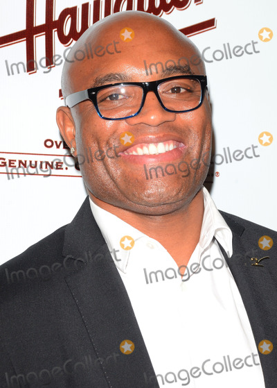 Anderson Silva, Evander Holyfield Photo - 16 July 2014 - Los Angeles, California - Anderson Silva. Arrivals for the Evander Holyfield's ESPY after party held at The Palm Restaurant in Los Angeles, Ca. Photo Credit: Birdie Thompson/AdMedia