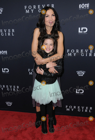 """London Hotels Photo - 16 January 2018 - West Hollywood, California - Bethany Ashton Wolf, Abby Ryder Forston. """"Forever My Girl"""" Los Angeles Premiere held at The London Hotel West Hollywood. Photo Credit: Birdie Thompson/AdMedia"""