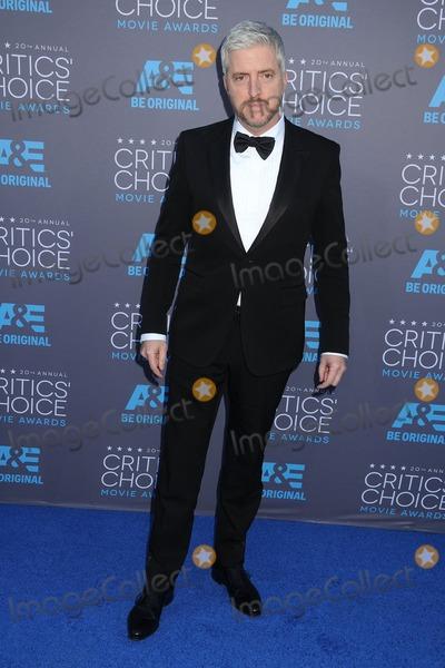 Anthony McCarten Photo - 15 January 2015 - Hollywood, California - Anthony McCarten. 20th Annual Critics' Choice Movie Awards - Arrivals held the Hollywood Palladium. Photo Credit: Byron Purvis/AdMedia