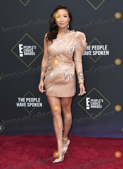 Jeannie Mai Photo - 10 November 2019 - Santa Monica, California - Jeannie Mai. 2019 People's Choice Awards held at Barker Hangar. Photo Credit: Birdie Thompson/AdMedia