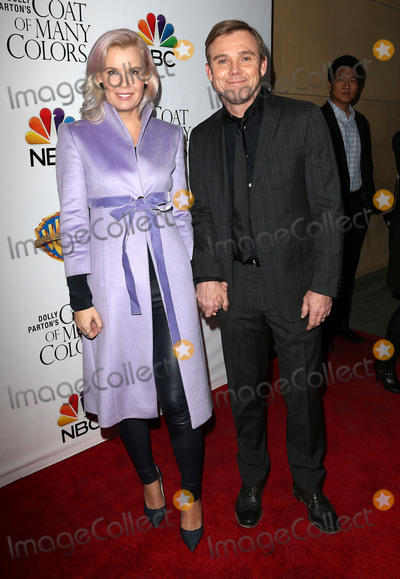 Andrea Bernard, Andrea Bernard Schroder, Andrea Bernard-Schroder, Dolly Parton, Ricky Schroder Photo - 02 December 2015 - Hollywood, California - Ricky Schroder, Andrea Bernard Schroder. Dolly Partons Coat of Many Colors Screening held at the  Egyptian Theatre. Photo Credit: Sammi/AdMedia