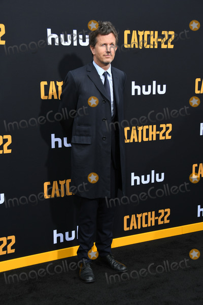 """Richard Brown Photo - 07 May 2019 - Hollywood, California - Richard Brown. Hulu's """"Catch 22"""" Los Angeles Premiere held at PTCL Chinese Theatre. Photo Credit: Birdie Thompson/AdMedia"""