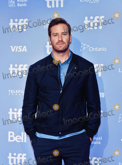 "Armie Hammer Photo - 21 March 2019 - Terrorism thriller ""Hotel Mumbai"" suspended from New Zealand cinemas following the Christchurch mosque attacks.  File Photo: 2018 Toronto International Film Festival, ""Hotel Mumbai"" Press Conference, Toronto, Ontario, Canada. Photo Credit: Brent Perniac/AdMedia"