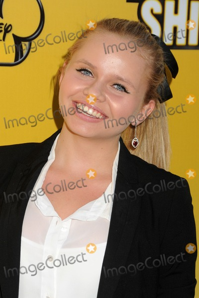 "Alli Simpson Photo - 5 June 2012 - West Hollywood, California - Alli Simpson. ""Let It Shine"" Los Angeles Premiere held at the Directors Guild of America. Photo Credit: Byron Purvis/AdMedia"