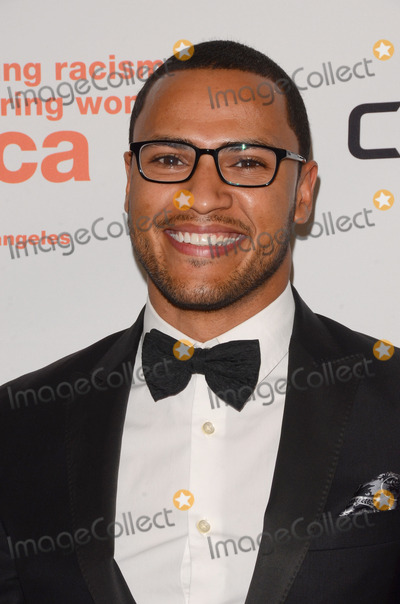 Andre Hall Photo - 14 November 2014 - Beverly Hills, California - Andre Hall. Arrivals for YWCA Greater Los Angeles presents The Rhapsody Ball held at Beverly Wilshire Hotel in Beverly Hills, Ca. Photo Credit: Birdie Thompson/AdMedia