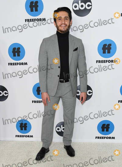 Wesam Keesh Photo - 05 February 2019 - Pasadena, California - Wesam Keesh. Disney ABC Television TCA Winter Press Tour 2019 held at The Langham Huntington Hotel. Photo Credit: Birdie Thompson/AdMedia