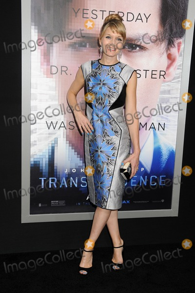 """Annie Marter Photo - 10 April 2014 - Westwood, California - Annie Marter. """"Transcendence"""" Los Angeles Premiere held at The Regency Village Theatre. Photo Credit: Byron Purvis/AdMedia"""