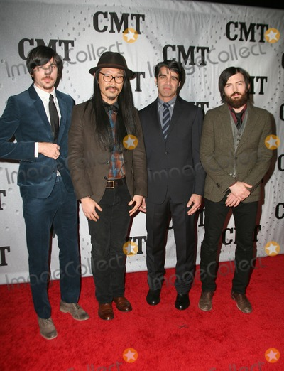 Avett Brothers, The Avett Brothers Photo - 29 November 2011 - Nashville, Tennessee - The Avett Brothers. 2011 CMT Artists of the Year held at Bridgestone Arena. Photo Credit: Bev Moser/AdMedia