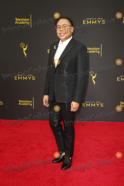 Nico Santos, Nico Photo - 15 September 2019 - Los Angeles, California - Nico Santos. 2019 Creative Arts Emmy Awards Day 2 held at The Microsoft Theater. Photo Credit: FSadou/AdMedia