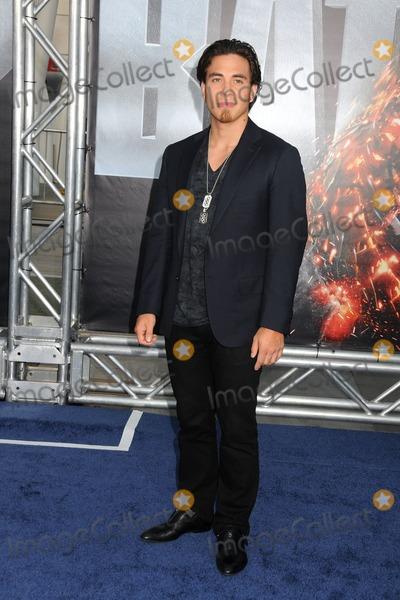 "Apolo Anton Ohno Photo - 10 May 2012 - Los Angeles, California - Apolo Anton Ohno. ""Battleship"" Los Angeles Premiere held at the Nokia Theatre LA Live. Photo Credit: Byron Purvis/AdMedia"