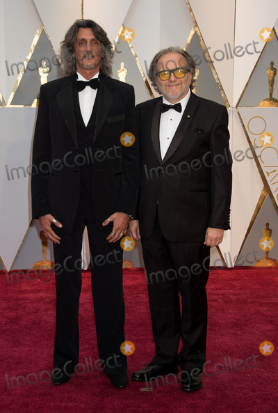 Alessandro Bertolazzi Photo - 26 February 2017 - Hollywood, California - Giorgio Gregorini and Alessandro Bertolazzi. 89th Annual Academy Awards presented by the Academy of Motion Picture Arts and Sciences held at Hollywood & Highland Center. Photo Credit: AMPAS/AdMedia