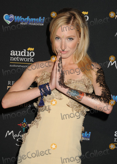 Ashley Fonda Photo - 13 May 2015 - Hollywood, California - Ashley Fonda. 3rd Annual Reality TV Awards held at The Avalon-Hollywood. Photo Credit: Byron Purvis/AdMedia