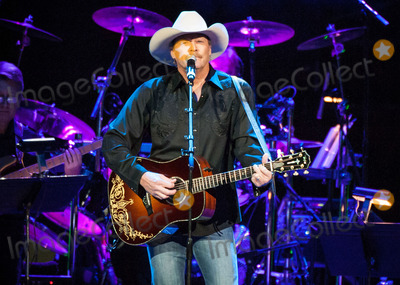 """Alan Jackson, George Jones Photo - 22 November 2013 - Nashville, Tennessee - Alan Jackson. George Jones Tribute Concert """"Playin' Possum: The Final No Show"""" held at Bridgestone Arena. George Jones was on his farewell tour titled """"The Grand Tour, when he passed away on April 12, 2013 at the age of 81. George Jones was the #2 best-charting country artist of all time with 143 Top 40 hits since starting his career in the 50s. Nashville honored the music legend with an all-star tribute, the date that Jones was to perform the final show of his illustrious career. Photo Credit: Ryan Pavlov/AdMedia"""