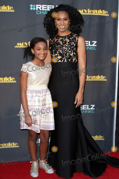 Alena Pitts, Priscilla Shirer Photo - 05 February 2016 - Los Angeles, California - Alena Pitts and Priscilla Shirer. 24th Annual MovieGuide Awards 2016 held at the Universal Hilton Hotel. Photo Credit: AdMedia