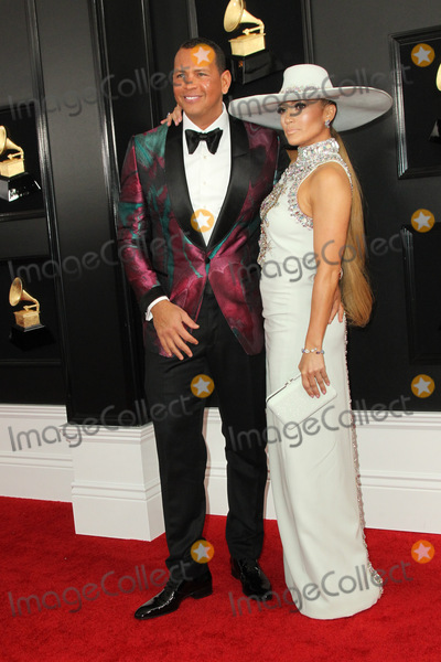 Photo - 10 February 2019 - Los Angeles, California - Alex Rodriguez, Jennifer Lopez. 61st Annual GRAMMY Awards held at Staples Center. Photo Credit: AdMedia