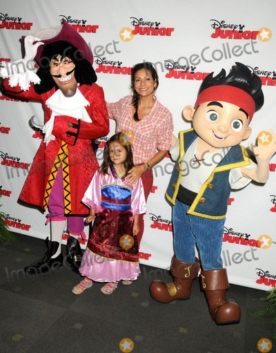 "Constance Marie, Neverland, Walt Disney, Teairra Marí Photo - 18 October 2014 - Burbank, California - Constance Marie. ""Jake and the Neverland Pirates: Battle for the Book!"" Los Angeles Premiere held at Walt Disney Studios. Photo Credit: Byron Purvis/AdMedia"