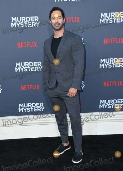 "Victor Turpin Photo - 10 June 2019 - Westwood, California - Victor Turpin. Netflix's ""Murder Mystery"" Los Angeles Premiere held at Regency Village Theater. Photo Credit: Birdie Thompson/AdMedia"