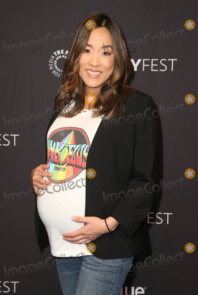 """Audrey Chon Photo - 24 March 2019 - Hollywood, California - Audrey Chon. 2019 PaleyFest LA - """"The Twilight Zone"""" held at The Dolby Theater. Photo Credit: Faye Sadou/AdMedia"""