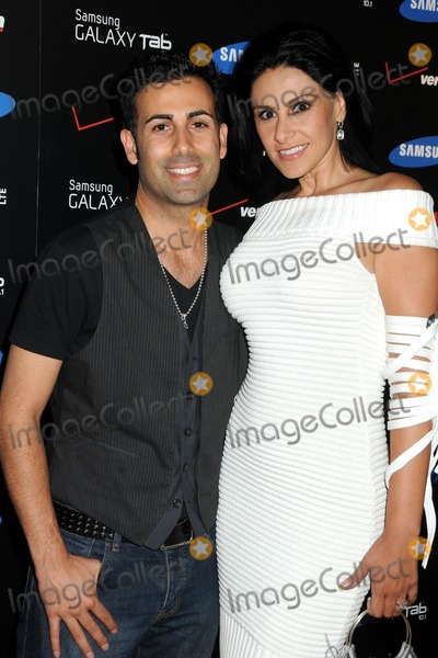Ali Nejad, Ali Farka Touré Photo - 2 August 2011 - West Hollywood, California - Oliver Ali Nejad. Samsung Galaxy Tab Launch Event Hosted by Samsung and Verizon held at The Beverly. Photo Credit: Byron Purvis/AdMedia