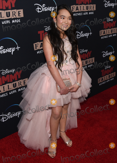 "Ai-Chan Carrier Photo - 29 January 2020 - Hollywood, California - Ai-Chan Carrier. The Disney + Premiere of ""Timmy Failure: Mistakes Were Made"" at El Capitan Theatre. Photo Credit: Billy Bennight/AdMedia"