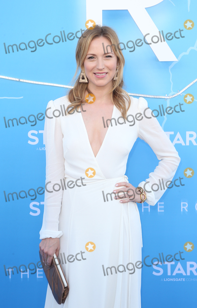 "Beth Riesgraf Photo - 17 June 2019 - Los Angeles, California - Beth Riesgraf. LA Premiere Of Starz's ""The Rook""  held at The Getty Museum. Photo Credit: Faye Sadou/AdMedia"