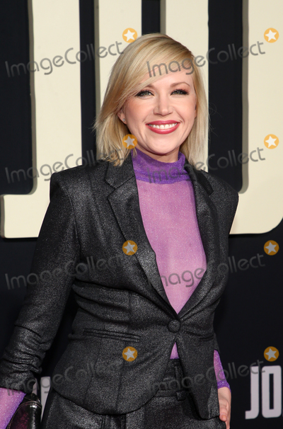 "Adrienne Frantz, JoJo Photo - 15 October 2019 - Los Angeles, California - Adrienne Frantz. Premiere Of Fox Searchlights' ""Jojo Rabbit"" held at Post 43. Photo Credit: FayeS/AdMedia"