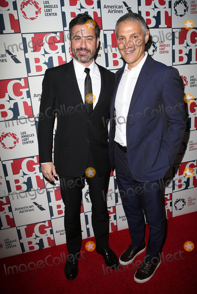 Jimmy Kimmel, Ariel Emanuel Photo - 23 September 2017 - Beverly Hills, California - Jimmy Kimmel, Ariel Emanuel. Los Angeles LGBT Center's 48th Anniversary Gala Vanguard Awards held at The Beverly Hilton Hotel. Photo Credit: F. Sadou/AdMedia