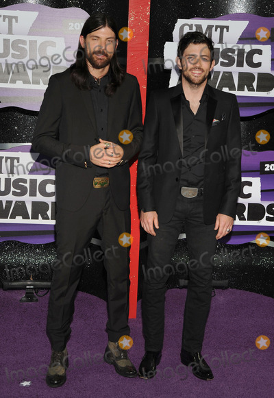 The Avett Brothers, Scott Avett, Seth Avett, Avett Brothers Photo - 05 June 2013 - Nashville, Tennessee - Scott Avett (L) and Seth Avett of The Avett Brothers. 2013 CMT Music Awards held at Bridgestone Arena. Photo Credit: Ryan Pavlov/AdMedia