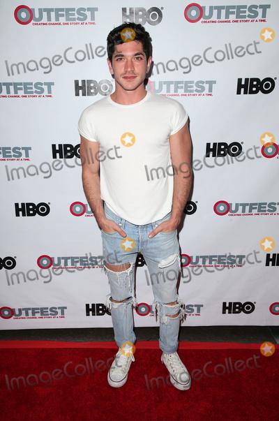 "Al Calderon Photo - 11 July 2017 - West Hollywood, California - Al Calderon. ""Hello Again"" 2017 Outfest Los Angeles LGBT Film Festival Screening. Photo Credit: F. Sadou/AdMedia"