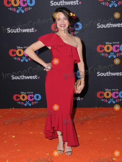 "Alanna Ubach, Coco Photo - 06 November  2017 - Hollywood, California - Alanna Ubach. Disney Pixar's ""Coco"" Los Angeles premiere held at El Capitan Theater in Hollywood. Photo Credit: Birdie Thompson/AdMedia"
