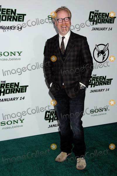 "Adam Savage, Grauman's Chinese Theatre Photo - 10 January 2011 - Hollywood, California - Adam Savage. ""The Green Hornet"" Los Angeles Premiere held at Grauman's Chinese Theatre. Photo: Byron Purvis/AdMedia"