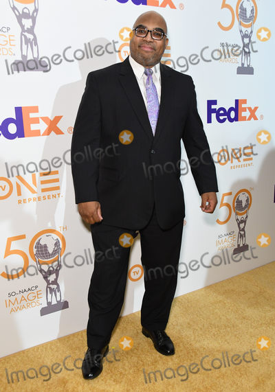 Jesse James Photo - 09 March 2019 - Hollywood, California - Jesse James Holland. 50th NAACP Image Awards Nominees Luncheon held at the Loews Hollywood Hotel. Photo Credit: Birdie Thompson/AdMedia