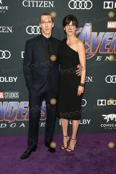 "Benedict Cumberbatch Photo - 22 April 2019 - Los Angeles, California - Benedict Cumberbatch. Marvel Studios' ""Avengers: Endgame"" Los Angeles Premiere held at Los Angeles Convention Center. Photo Credit: F. Sadou/AdMedia"