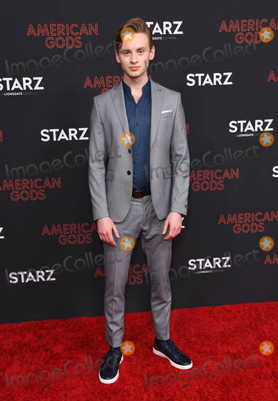 """Bruce Langley Photo - 05 March 2019 - Los Angeles, California - Bruce Langley. """"American Gods"""" Season 2 Los Angeles Premiere held at the Ace Hotel Photo Credit: Birdie Thompson/AdMedia"""