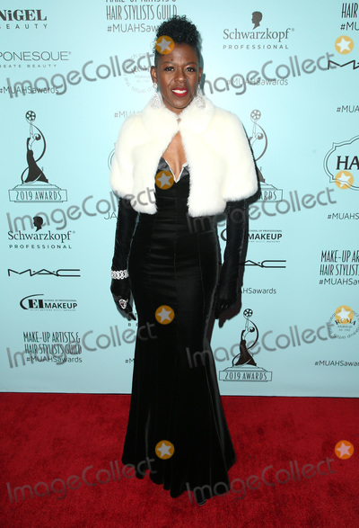 Angie Wells Photo - 16 February 2019 - Los Angeles, California - . 6th Annual Make-Up Artists and Hair Stylists Guild Awards held at The Novo at L.A. Live. Photo Credit: Faye Sadou/AdMedia16 February 2019 - Los Angeles, California - Angie Wells. 6th Annual Make-Up Artists and Hair Stylists Guild Awards held at The Novo at L.A. Live. Photo Credit: Faye Sadou/AdMedia
