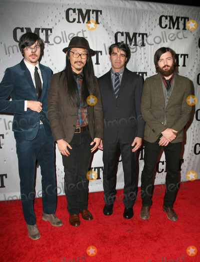 Avett Brothers, The Avett Brothers Photo - 29 November 2011 - Nashville, Tennessee - The Avett Brothers CMT Artist of The Year Award 2011. Photo Credit: Bev Moser/AdMedia