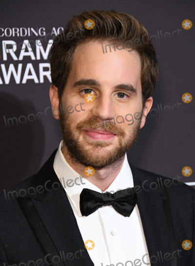Ben Platt, Clive Davis Photo - 09 February 2019 - Beverly Hills, California - Ben Platt. The Recording Academy And Clive Davis' 2019 Pre-GRAMMY Gala held at the Beverly Hilton Hotel. Photo Credit: Birdie Thompson/AdMedia