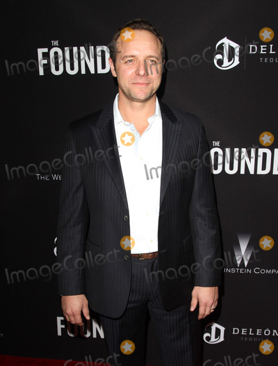 Griff Furst Photo - 11 January 2017 - Los Angeles, California - Griff Furst. The Founder Premiere held at the Cinerama Dome at the ArcLight Hollywood. Photo Credit: AdMedia