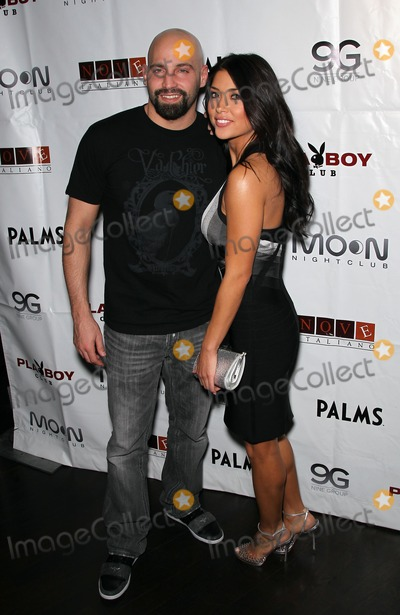 Arianny Celeste Photo - 04 December 2010 - Las Vegas, Nevada - Tiki Ghosn, Arianny Celeste.  Arianny Celeste hosts the Official Ultimate Fighter Finale after Party at Moon Nightclub at the Palms Casino Hotel. Photo: MJT/AdMedia