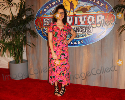 Aubry Bracco Photo - 24 May 2017 - Los Angeles, California - Aubry Bracco. Survivor: Game Changers Mamanuca Islands Finale held at CBS Studio Center. Photo Credit: AdMedia