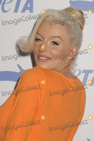 Courtney Stodden Photo - 30 September 2015 - Hollywood, California - Courtney Stodden. PETA 35th Anniversary Gala held at the Hollywood Palladium. Photo Credit: Byron Purvis/AdMedia