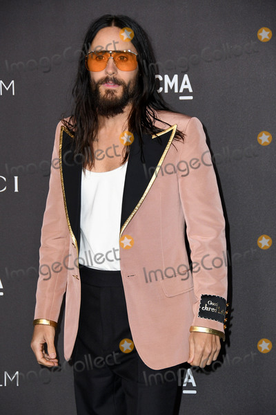 Jared Leto Photo - 02 November 2019 - Los Angeles, California - Jared Leto. 2019 LACMA Art + Film Gala Presented By Gucci held at LACMA. Photo Credit: Birdie Thompson/AdMedia