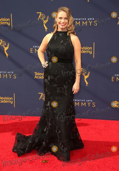Andrea Barber Photo - 08 September 2018 - Los Angeles, California - Andrea Barber. 2018 Creative Arts Emmys Awards held at Microsoft Theater. Photo Credit: F. Sadou/AdMedia