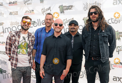 Taking Back Sunday Photo - 22 July 2015 - Cleveland, Ohio - Taking Back Sunday attends the 2015 Alternative Press Music Awards held at Quicken Loans Arena. Photo Credit: Jason L Nelson/AdMedia