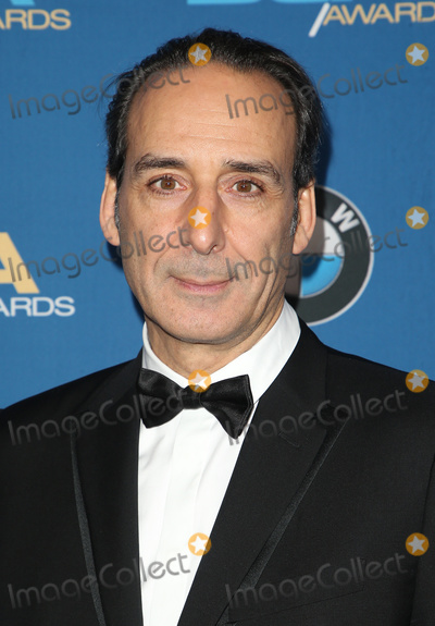 Alexandre Desplat Photo - 03 February 2018 - Beverly Hills, California - Alexandre Desplat. 70th Annual Directors Guild Of America Awards held at the Beverly Hilton. Photo Credit: F. Sadou/AdMedia