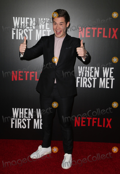 """Adam DeVine Photo - 20 February 2018 - Hollywood, California - Adam Devine. Special Screening of Netflix """"When We First Met"""" held at Arclight Hollywood. Photo Credit: F. Sadou/AdMedia"""