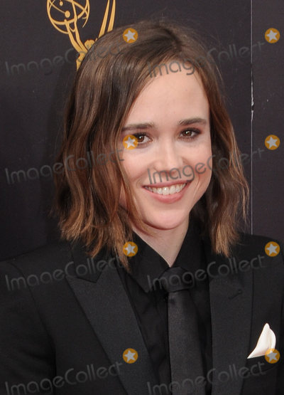 Ellen Page Photo - 11 September 2016 - Los Angeles, California. Ellen Page. 2016 Creative Arts Emmy Awards - Day 2 held at Microsoft Theater. Photo Credit: Birdie Thompson/AdMedia