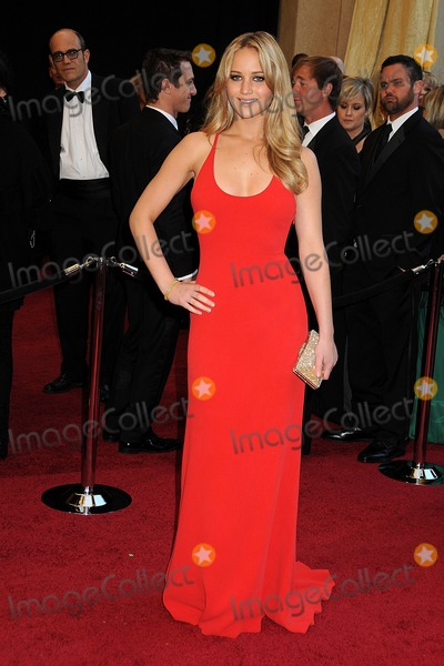 Jennifer Lawrence Photo - 27 February 2011 - Hollywood, California - Jennifer Lawrence. 83rd Annual Academy Awards - Arrivals held at the Kodak Theatre. Photo: Byron Purvis/AdMedia