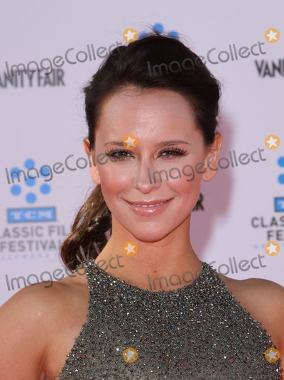 Jennifer Love Hewitt, Jennifer Love-Hewitt, Grauman's Chinese Theatre Photo - 28 April 2011 - Hollywood, California - Jennifer Love Hewitt. 2011 TCM Classic Film Festival Opening Night Held At The Grauman Chineses Theatre. Photo: Kevan Brooks/AdMedia